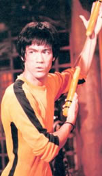 Bruce Lee knitting pattern