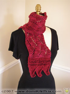 Encendida scarf - [attern for sale